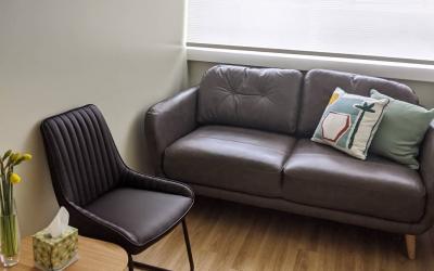 C3 Corridor Relatives' and Quiet Rooms